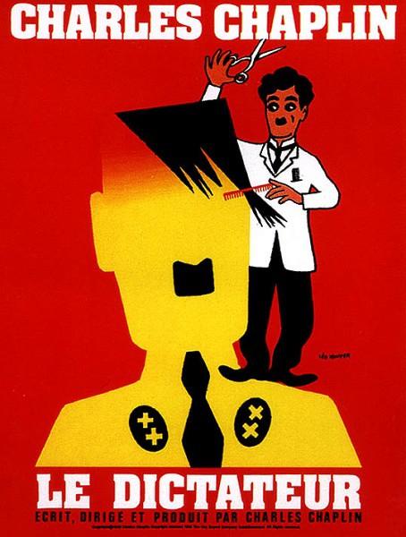 affiche du film Le dictateur