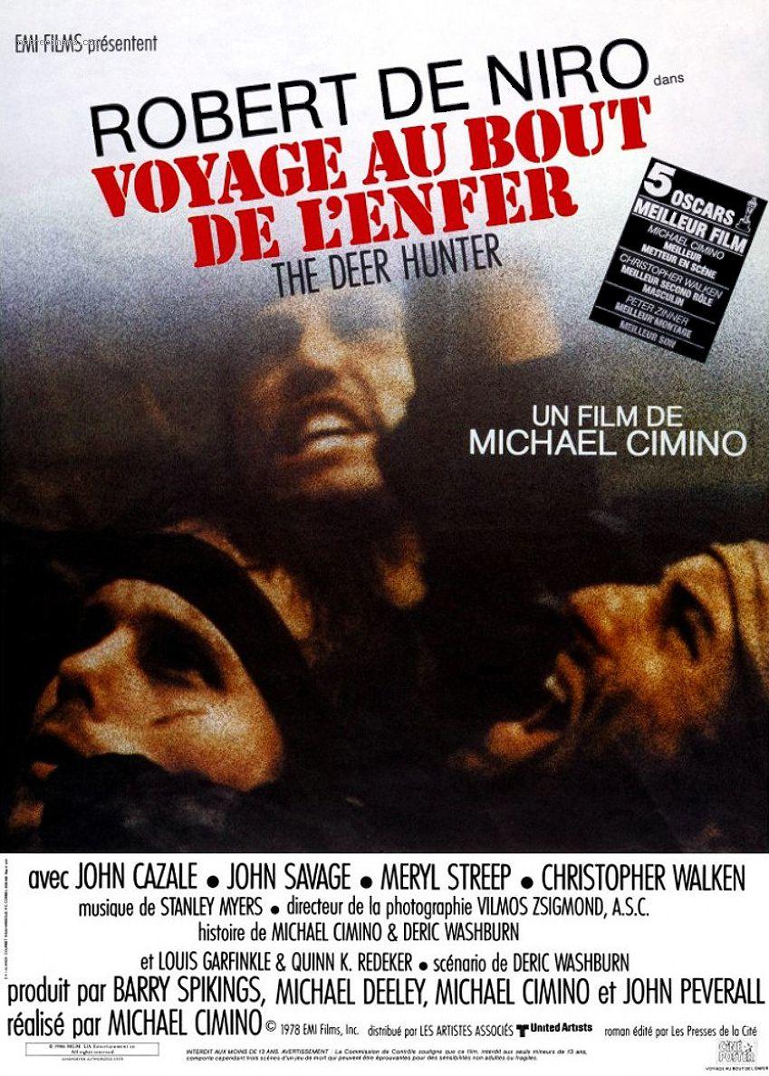 affiche du film Voyage au bout de l'enfer