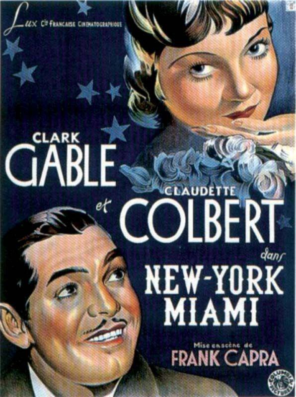 affiche du film New York - Miami