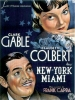 New York : Miami (It Happened One Night)