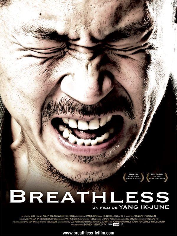 affiche du film Breathless