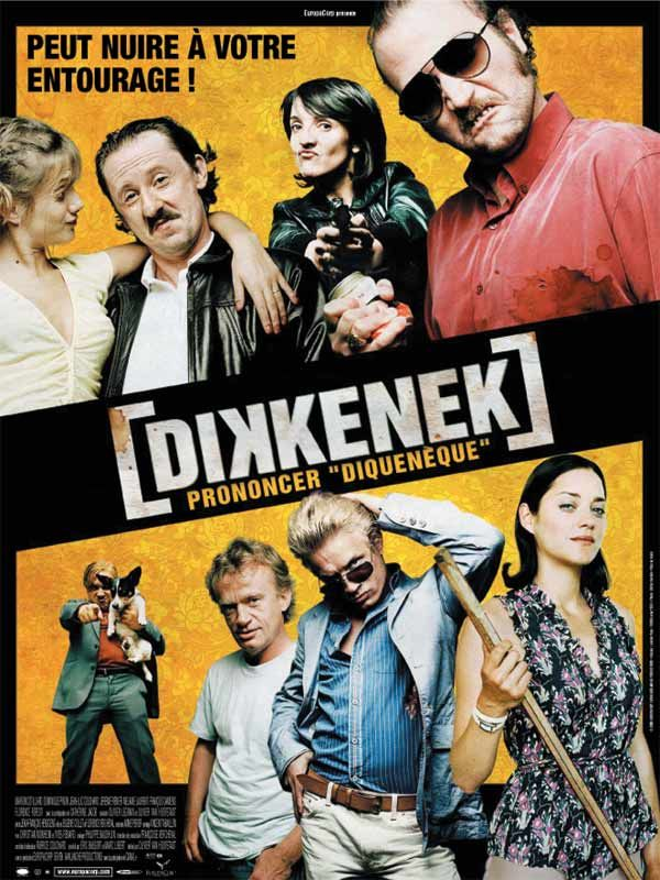 affiche du film Dikkenek