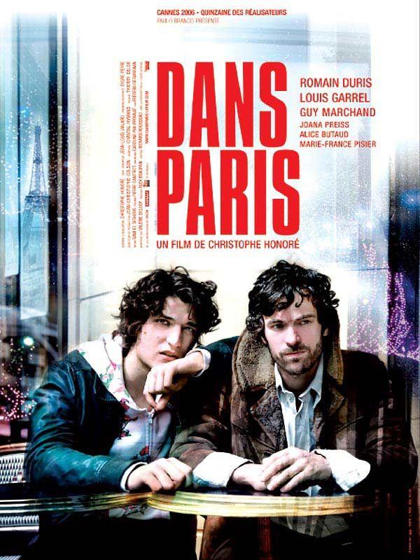 affiche du film Dans Paris