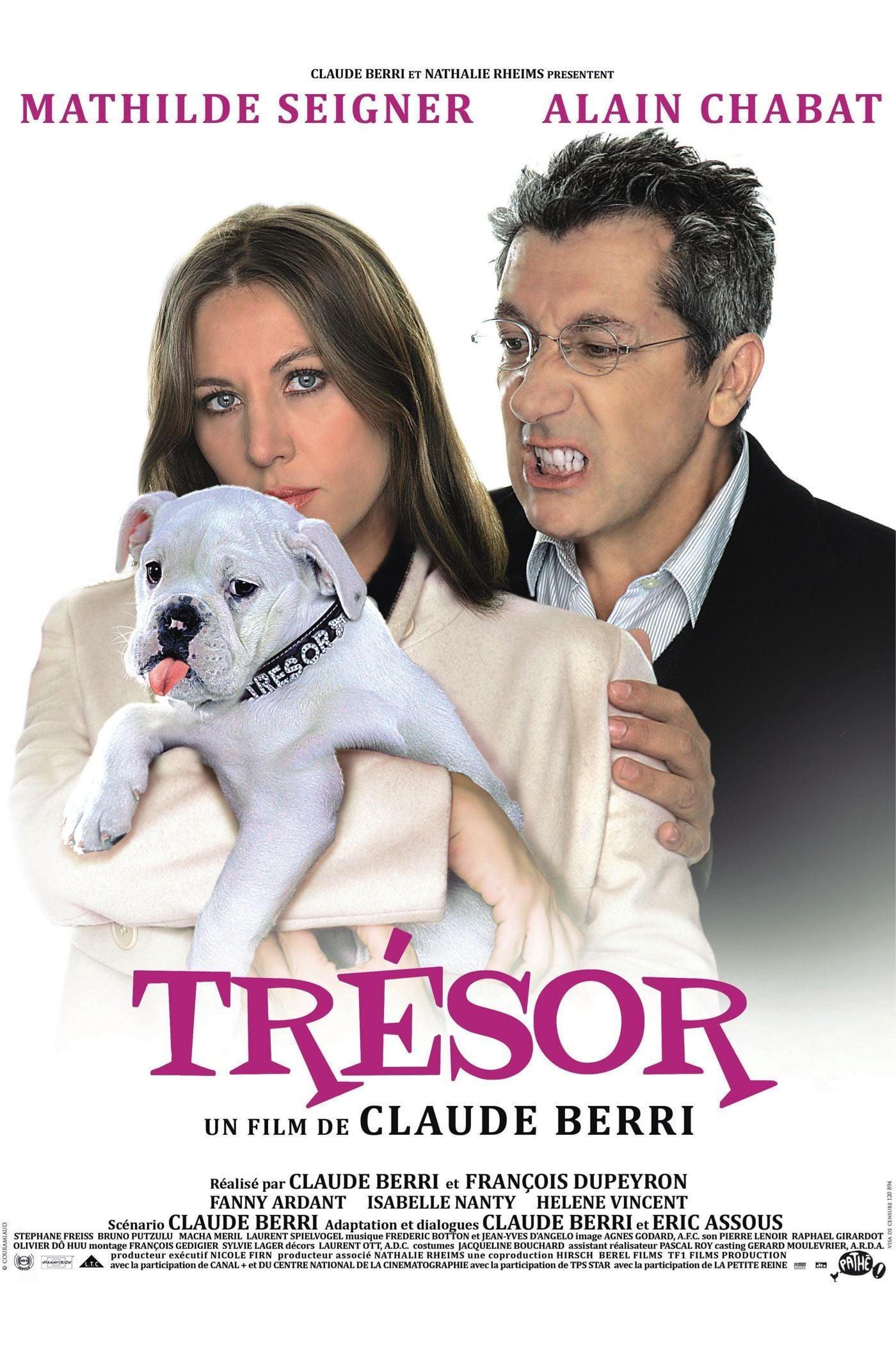 affiche du film Trésor