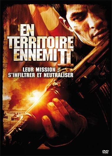 affiche du film En territoire ennemi 2
