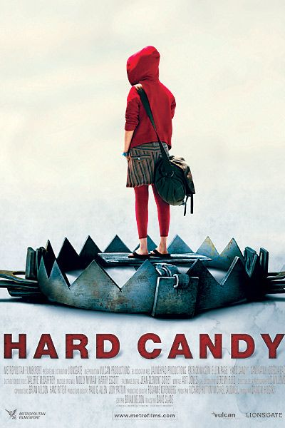 affiche du film Hard Candy