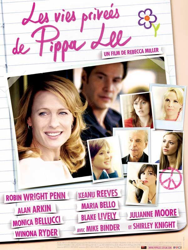 affiche du film Les Vies privées de Pippa Lee