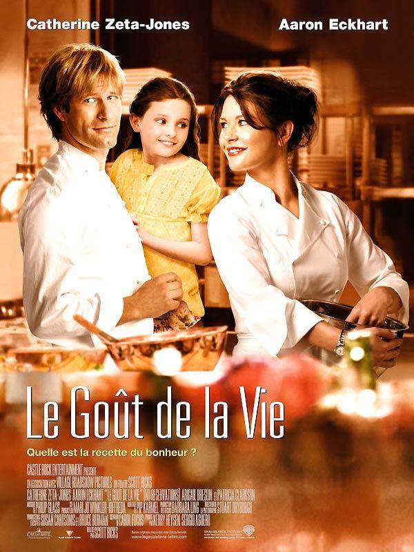 affiche du film Le Goût de la vie