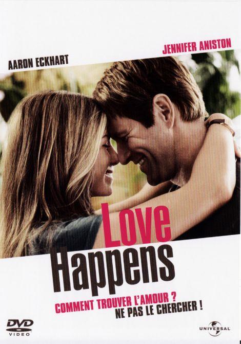 affiche du film Love Happens