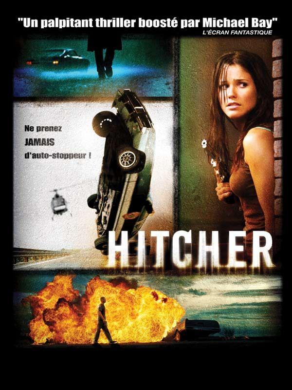 affiche du film Hitcher