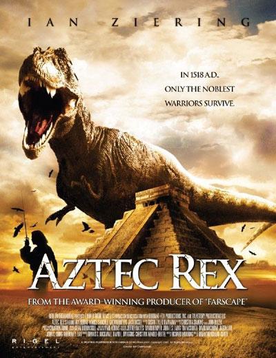 affiche du film Aztec Rex