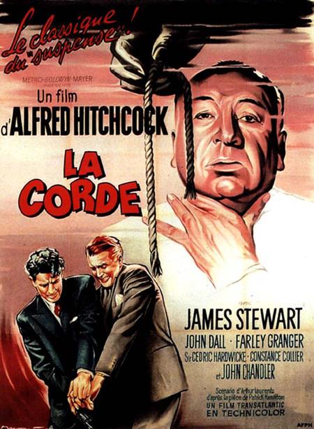 affiche du film La corde