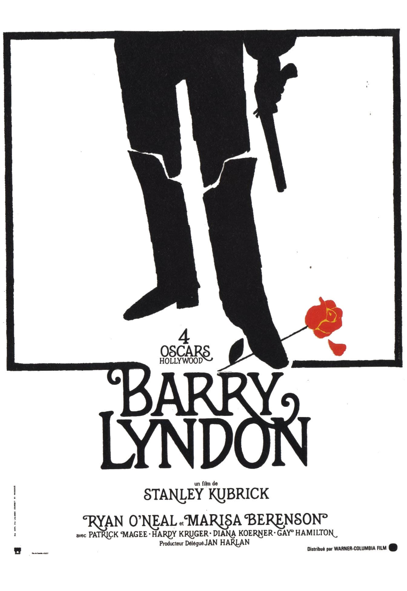 affiche du film Barry Lyndon