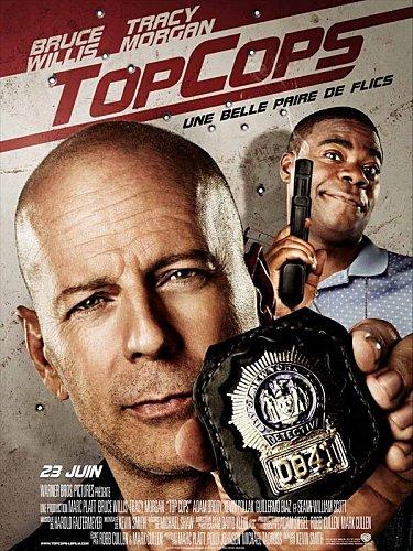 affiche du film Top Cops