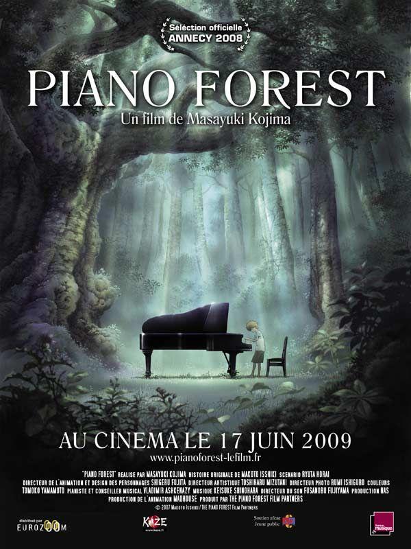 affiche du film Piano Forest