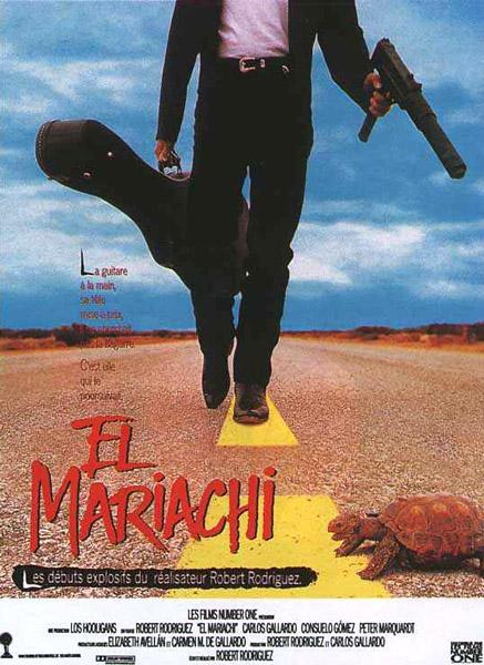 affiche du film El Mariachi