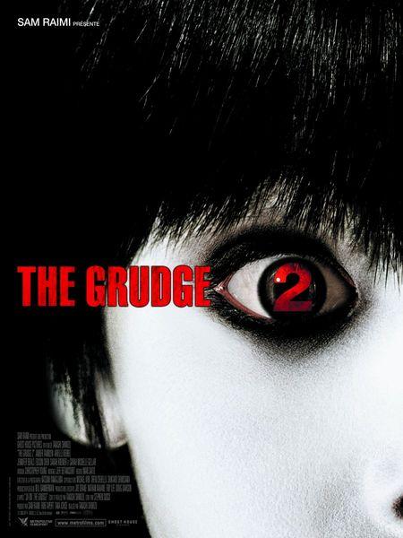affiche du film The Grudge 2