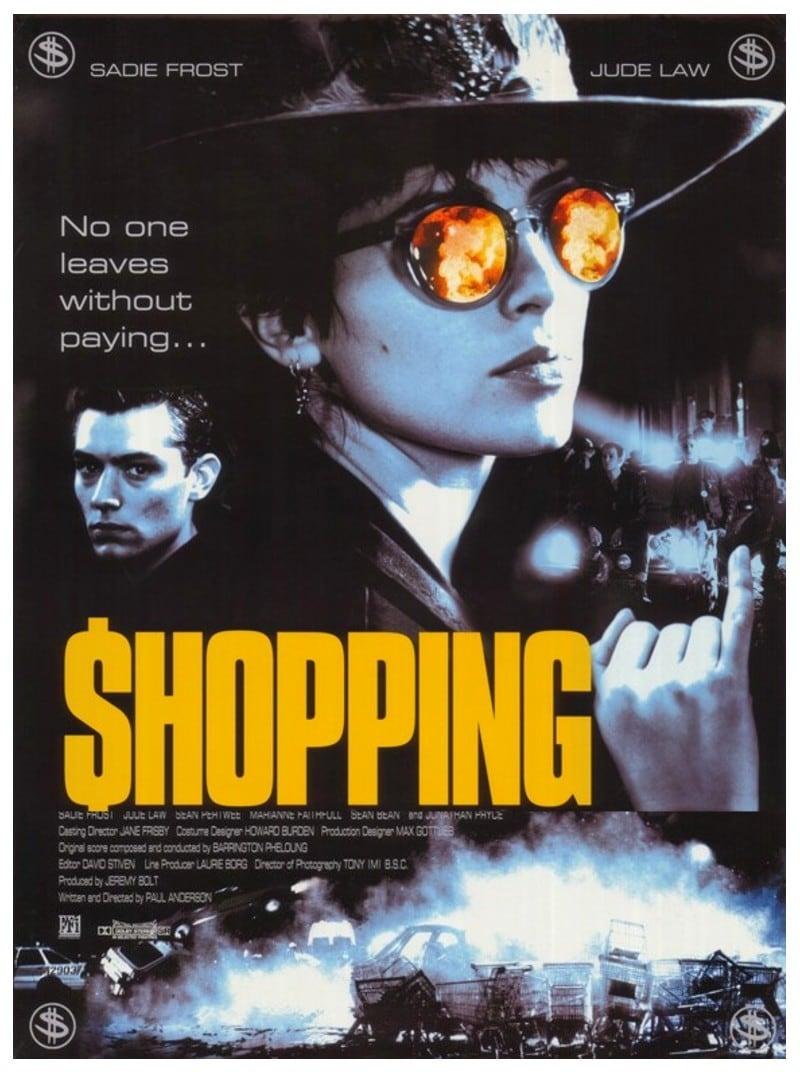 affiche du film Shopping