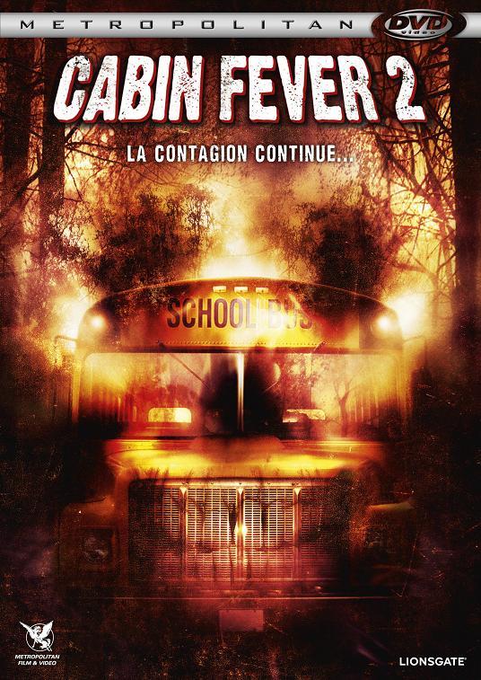 affiche du film Cabin Fever 2