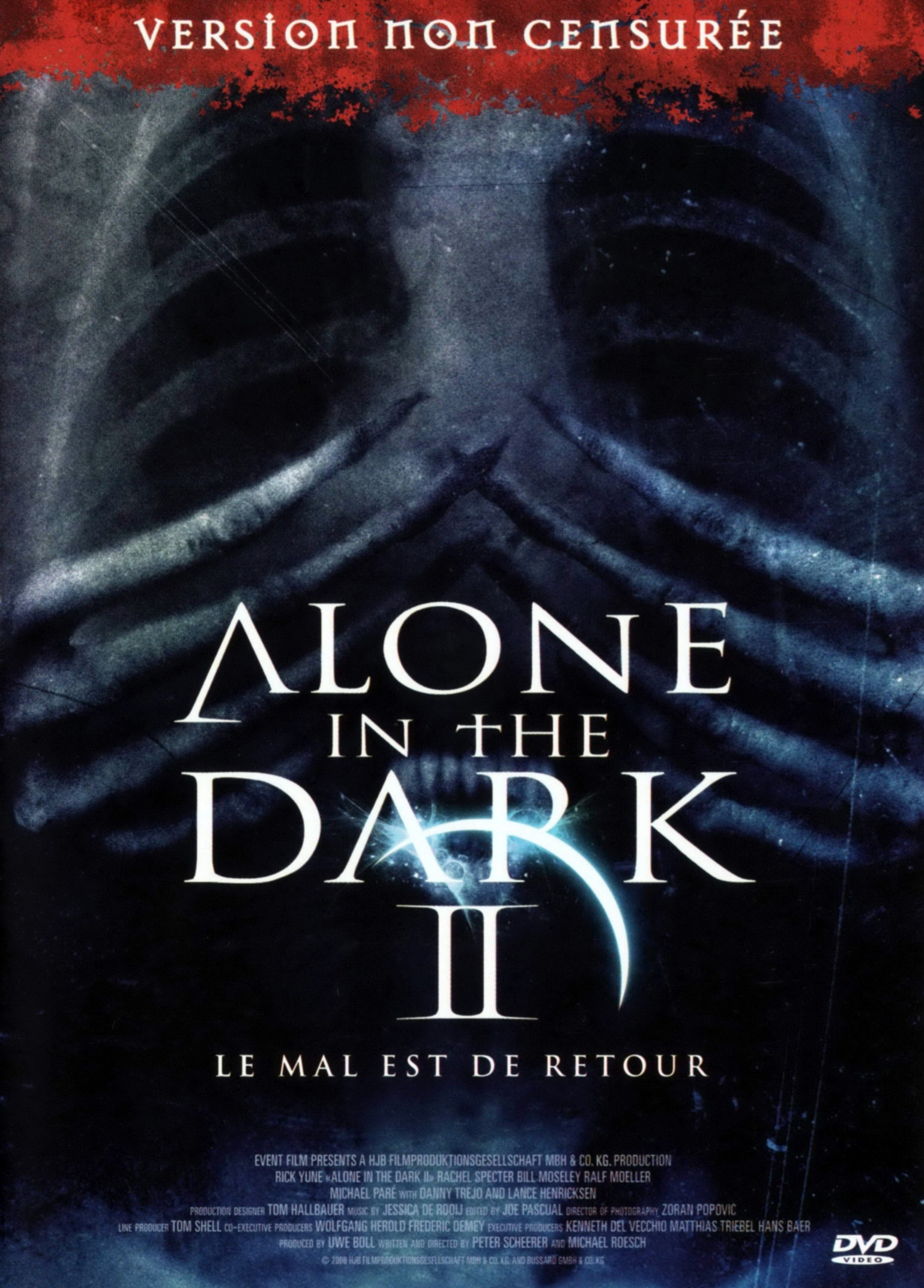 affiche du film Alone in the Dark II