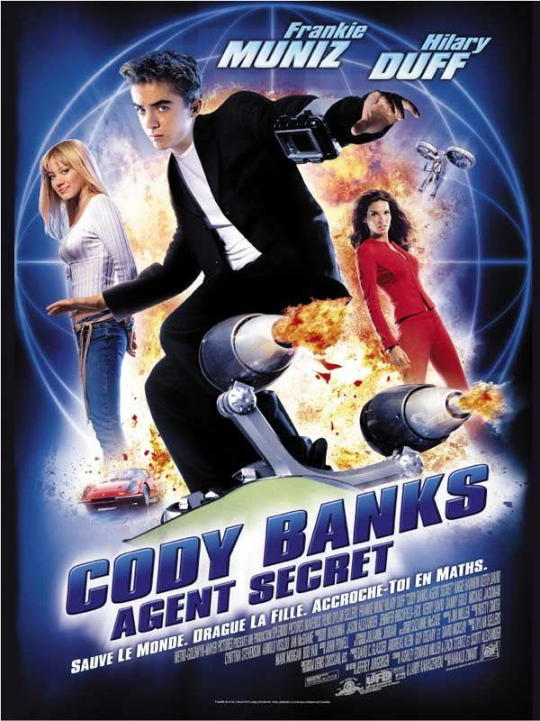 affiche du film Cody Banks : agent secret