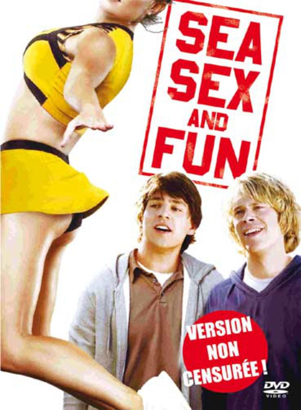 affiche du film Sea, Sex and Fun