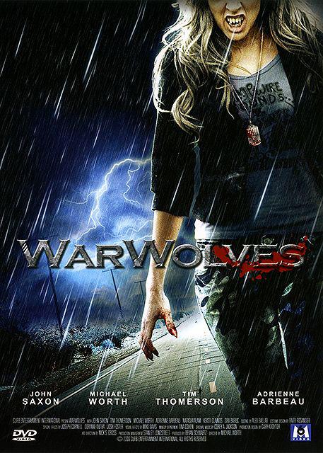 affiche du film WarWolves (TV)