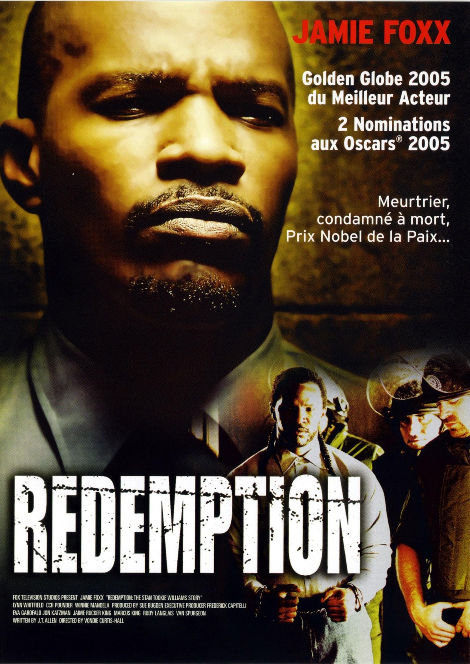 affiche du film Rédemption : Itinéraire d'un chef de gang (TV)