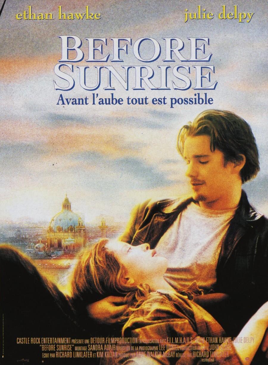 affiche du film Before Sunrise