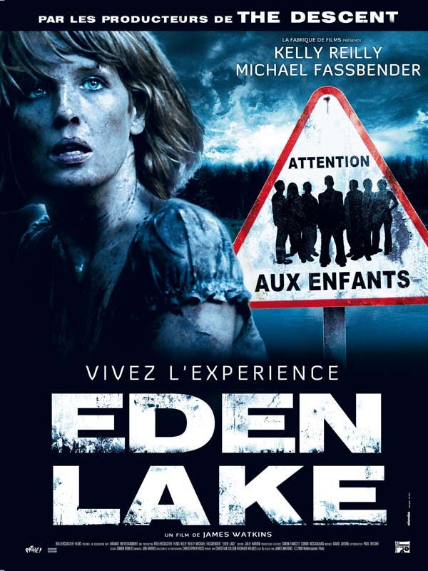 affiche du film Eden Lake