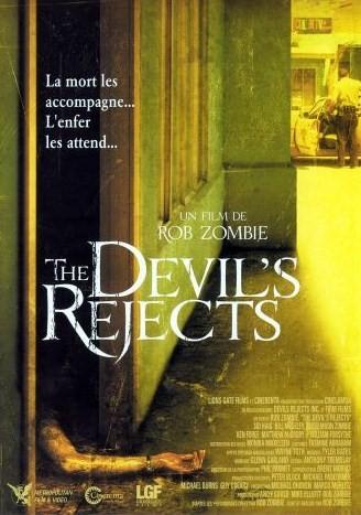 affiche du film The Devil's Rejects