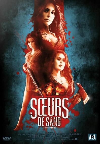affiche du film Sœurs de sang
