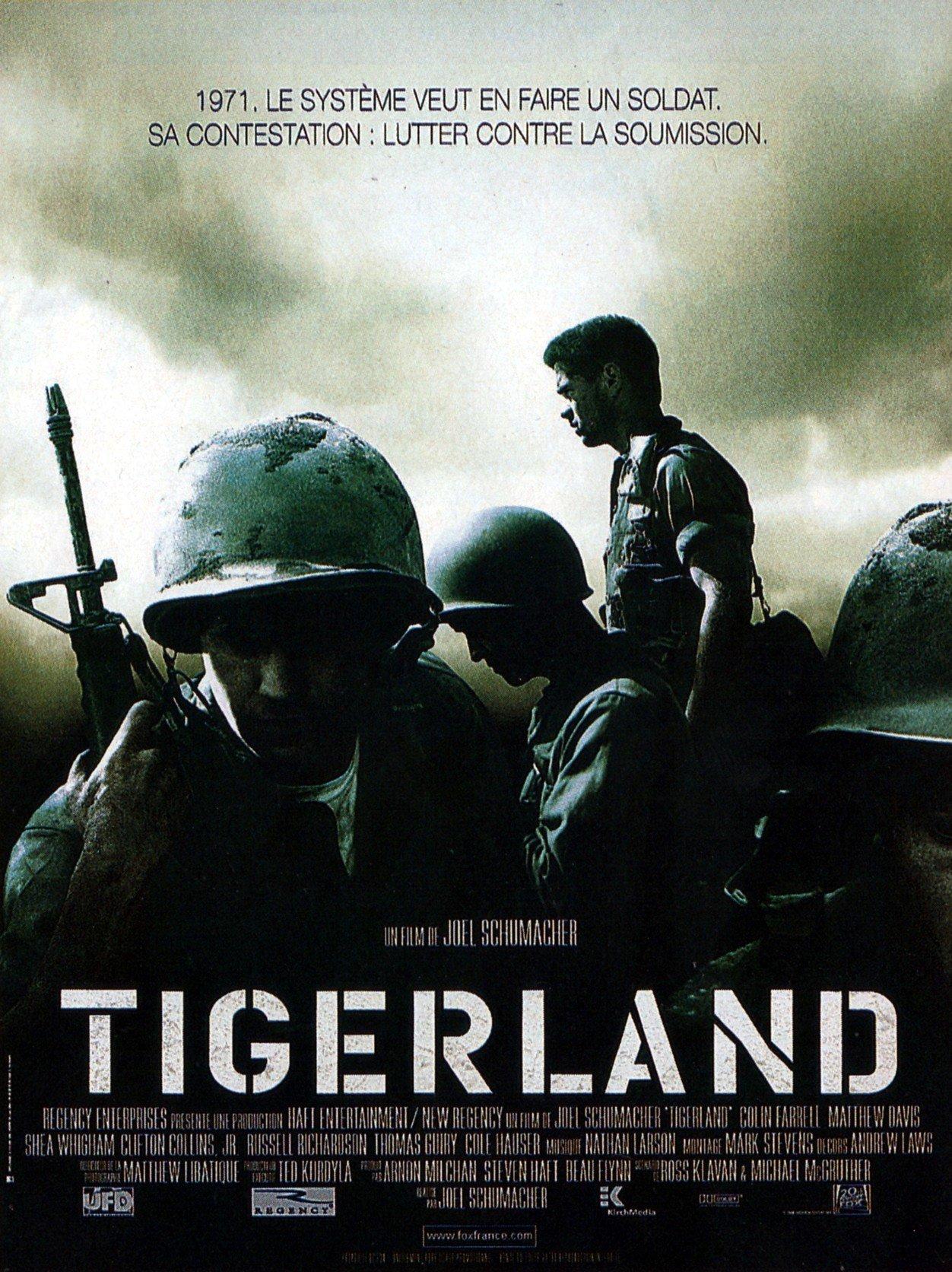 affiche du film Tigerland