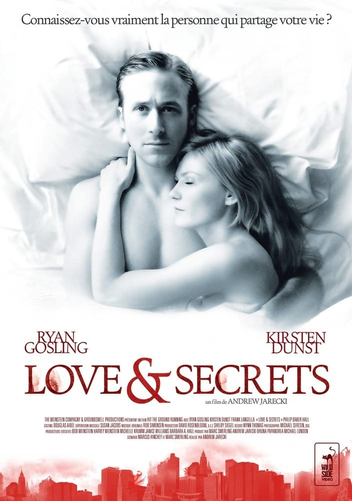 affiche du film Love & Secrets