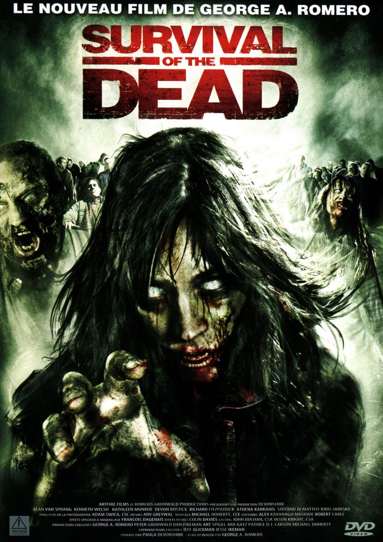 affiche du film Survival of the Dead