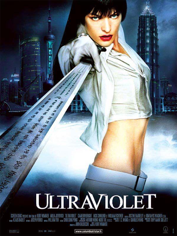 affiche du film Ultraviolet