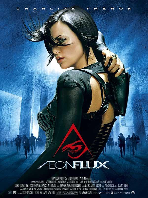 affiche du film Aeon Flux