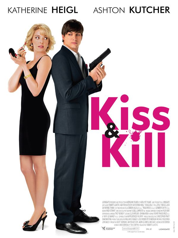 affiche du film Kiss & Kill