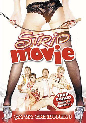 affiche du film Strip Movie
