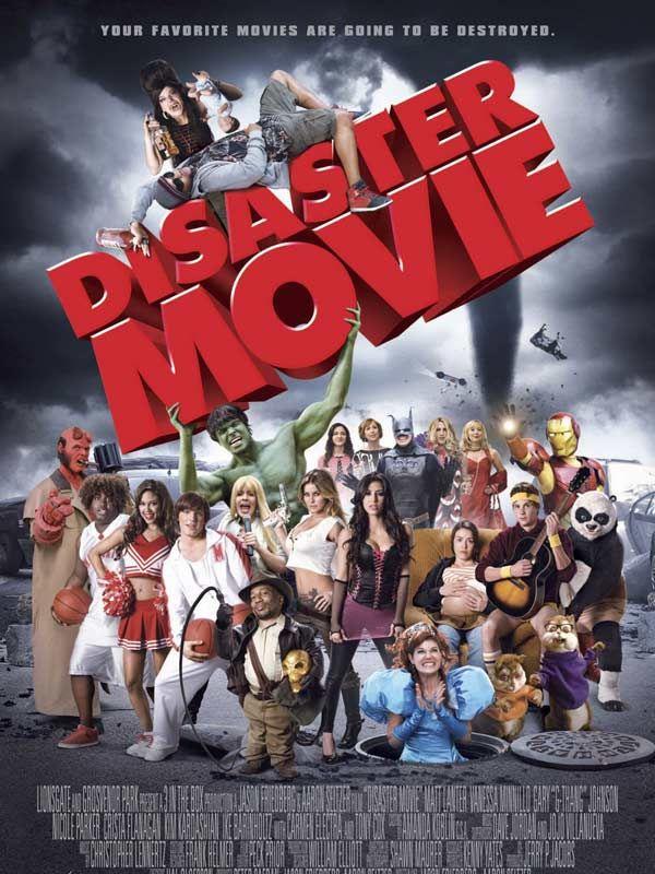 affiche du film Disaster Movie
