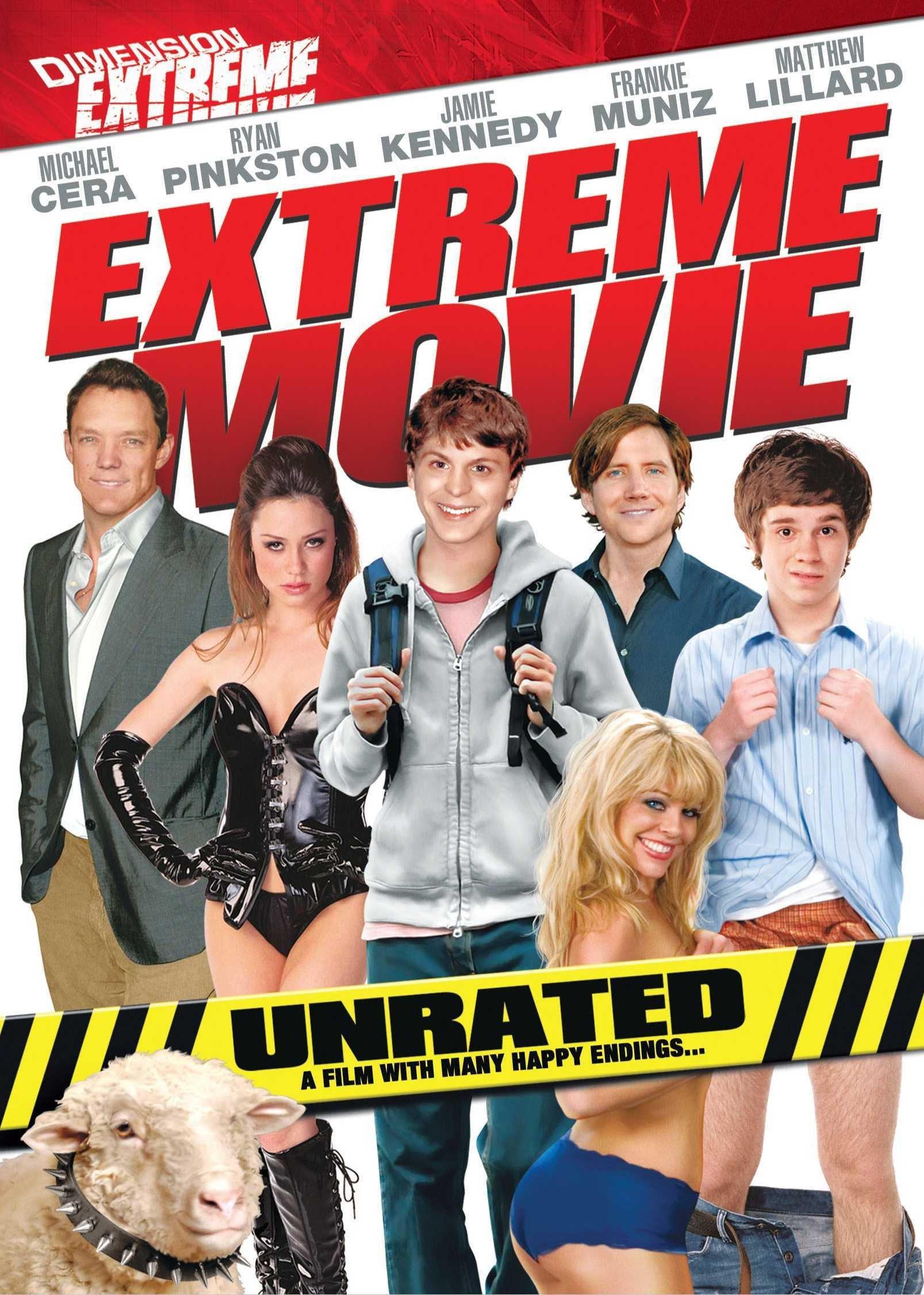 affiche du film Extreme Movie
