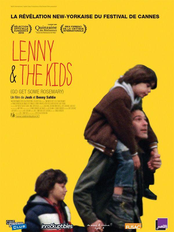 affiche du film Lenny and the Kids
