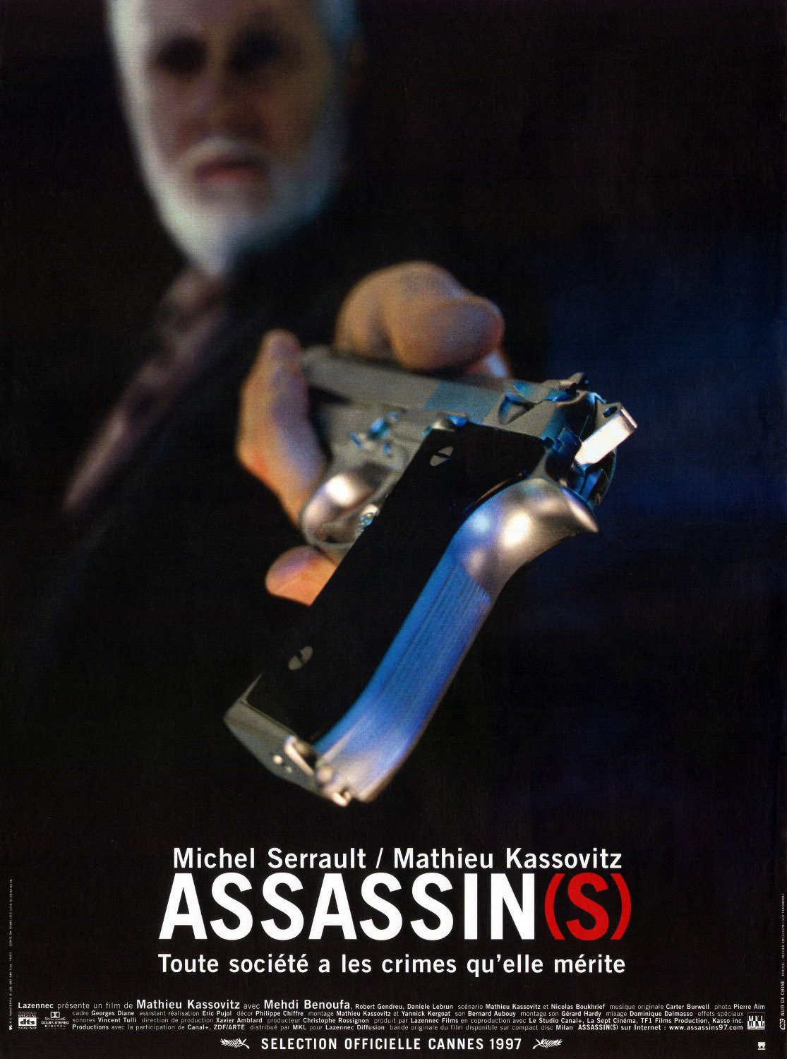 affiche du film Assassin(s)
