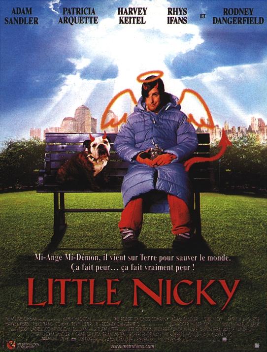 affiche du film Little Nicky