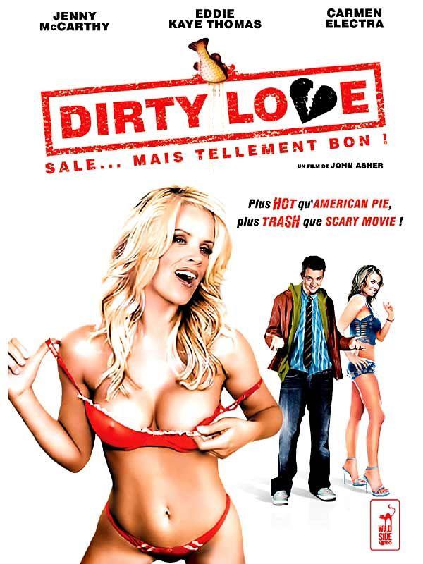 affiche du film Dirty Love