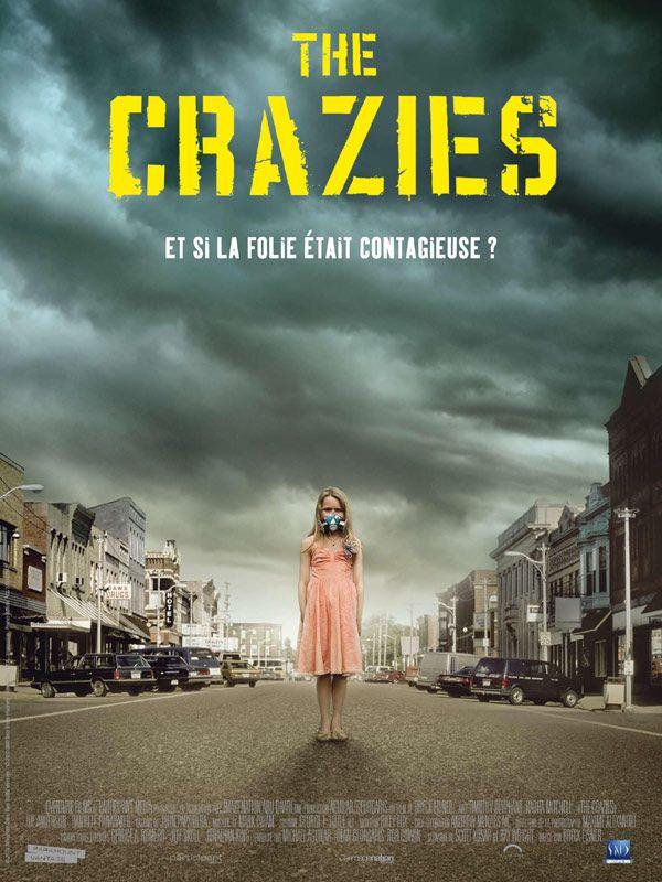 affiche du film The Crazies