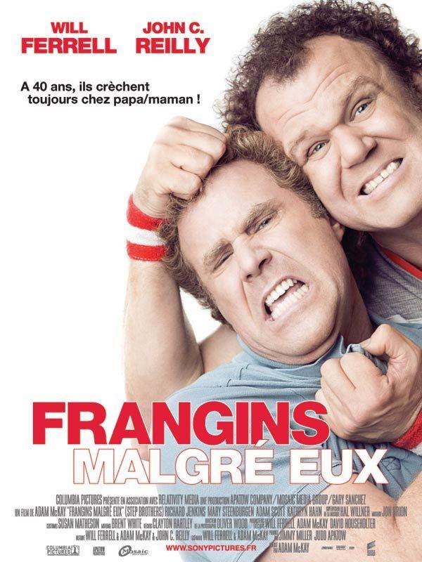 affiche du film Frangins malgré eux