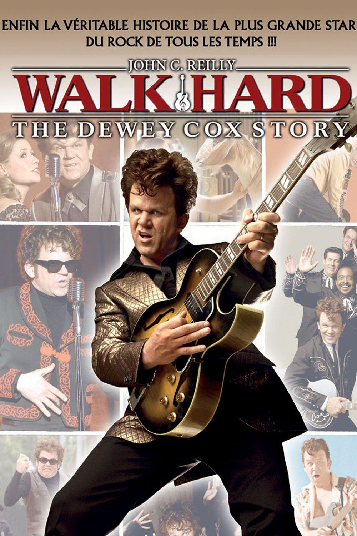affiche du film Walk Hard: The Dewey Cox Story