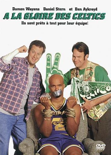 affiche du film À la gloire des Celtics