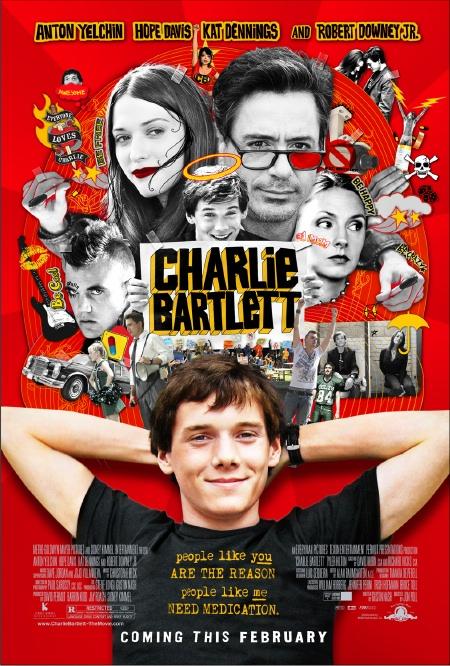 affiche du film Charlie Bartlett
